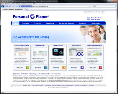 personal planer online